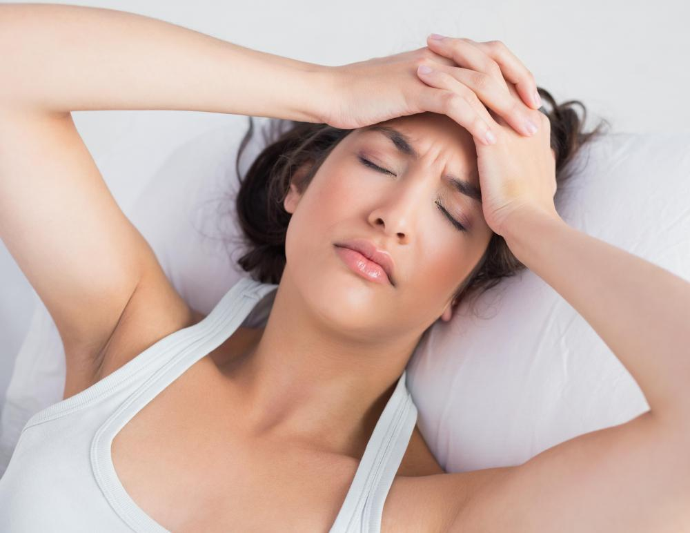 Все утро болит голова беременной