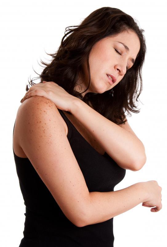 Chest pain when pregnant
