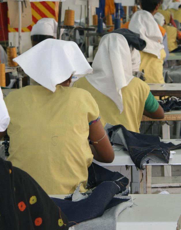 sweatshop labour