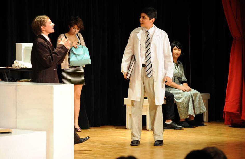Amateur acting classes