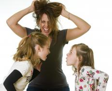 """Many people use the word """"crazy"""" to denote a momentary feeling of stress or annoyance."""