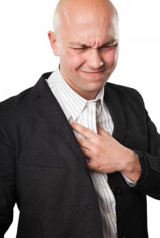 Side effects of naproxen may include an increased risk of heart attack.