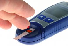There are several different reasons a person could experience a drop in blood sugar.