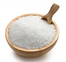 Epsom salt.