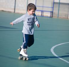 The C-leg can be used during activities like running, jogging and roller skating.