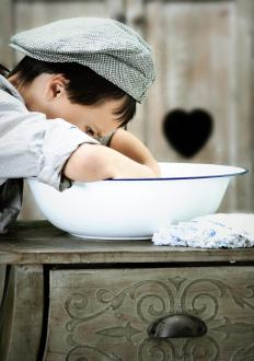 Hand washing is an effective way to prevent the spread of germs.