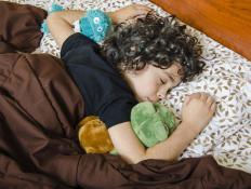 Hyperactivity in children may be the result of poor sleeping habits.