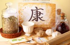 Minerals, plants and animal parts are used in traditional Chinese medicine.