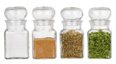 Add garlic powder, oregano or parsley to increase flavor of seasoned flour.