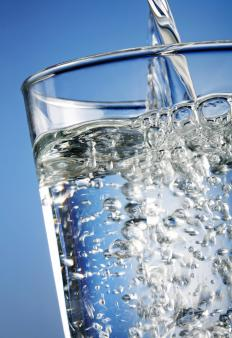 Drink plenty of water to reduce face puffiness.