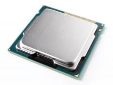 A CPU.
