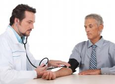 Having unusually low blood pressure can indicate hypotension.