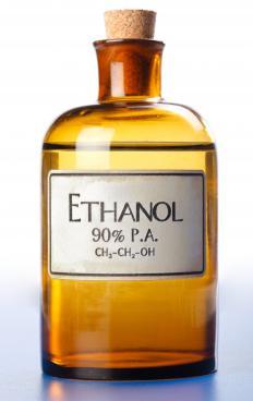 Ethanol.