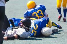 Suffering a concussion makes it easier to do so again in the future.