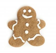 Cookies make tasty winter desserts.
