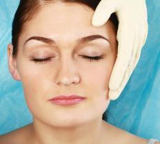 Scalp lesions may be treated by a dermatologist.