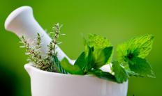 A dukun may use herbs and natural medicines to treat illnesses.