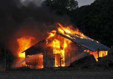 Arson is considered to be a 3rd degree felony.
