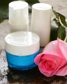 Rose oil is known for being nourishing and soothing.