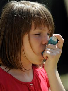 Lagundi has been used to assist in the treatment of asthma.