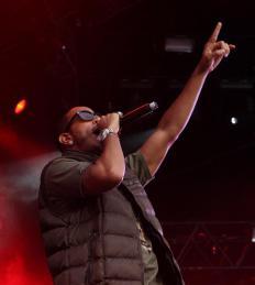 Ludacris is an American rapper.