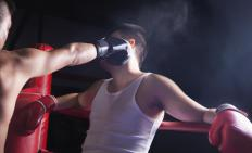 """The phrase """"bring home the bacon"""" was commonly used in newspaper accounts connected with professional boxing matches."""