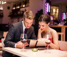 A hotel porter may make reservations at local restaurants for hotel guests.