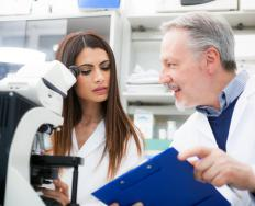 A clinical trial investigator oversees all aspects of a clinical trial, and may be assisted by sub-investigators.