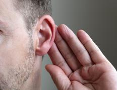 Tinnitus can be a precursor to hearing loss.