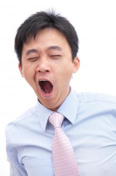 Yawning can help pop ears.