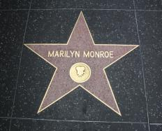 Marilyn Monroe studied method acting under acting coach Paula Strasberg.