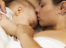 Oxytocin strengthens the bond between newborns and their parents.