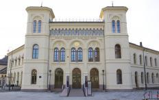 Nobel Peace Center in Oslo, Norway.