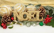 "A phrase like ""Christmas cards,"" uses a proper adjective to describe the noun."