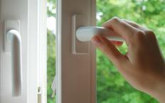 Opening windows after cleaning affected areas also helps remove odors.
