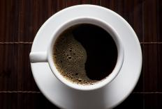 Caffeinated beverages like coffee are helpful early in a shift.