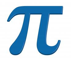 Newton elaborated a new formula for pi.