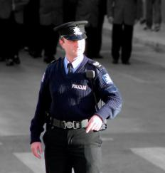 A police officer who fails to act in accordance with their duties is considered to be negligent.