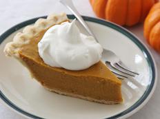 Pie pumpkins are used in making pumpkin pie.