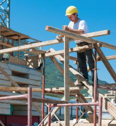 Safety considerations are a major part of scaffolding regulations.