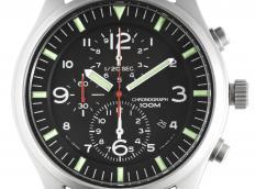 A modern chronograph.