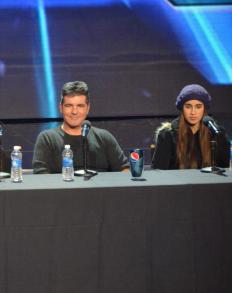 """Television celebrity Simon Cowell is known as brutally honest, especially when he hosted """"American Idol""""."""