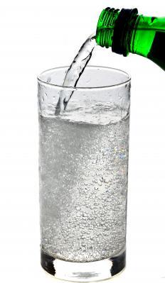 Seltzer water.