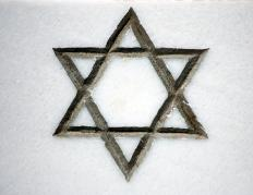 The Star of David is one of the most recognizable symbols of the general Jewish faith.