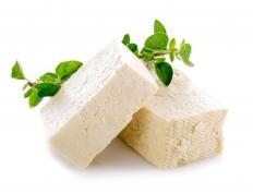 Tofu may also act as natural statins.