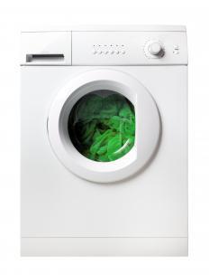 A washing machine on an appliance branch circuit.