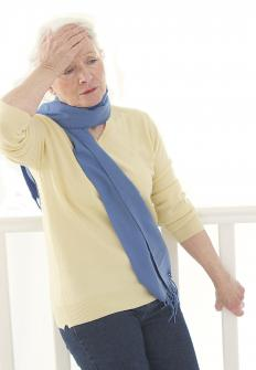 An allergic reaction can lead to upset stomach and dizziness.