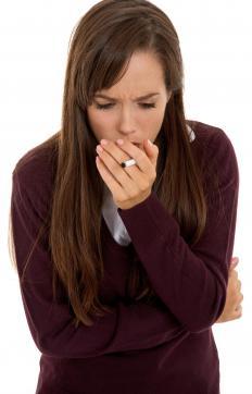 People who smoke often experience more pronounced bronchitis symptoms.