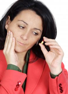 Antibiotics may be required to treat a swollen jaw.