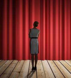 Therapy may be effective for stage fright.